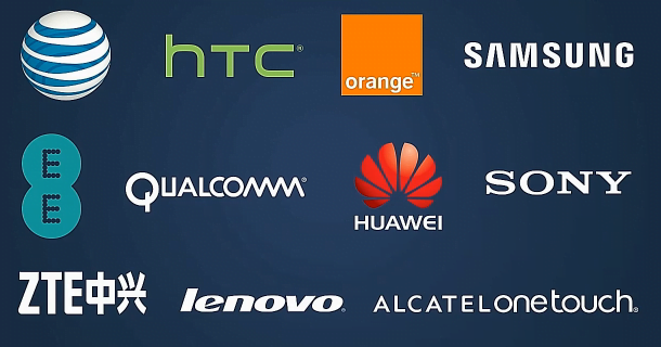 fabricantes de telefonos