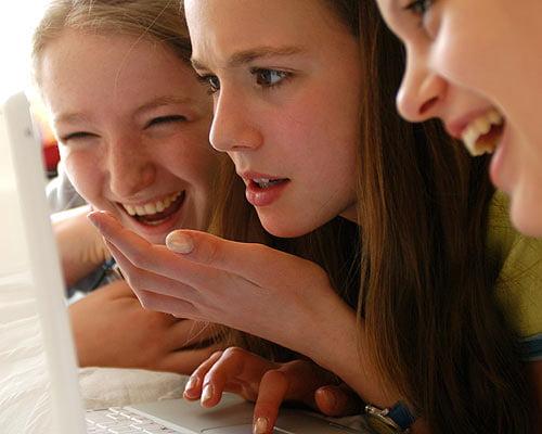adolescentes en facebook
