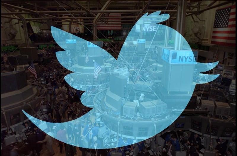 Twitter sale con buen pie en la bolsa