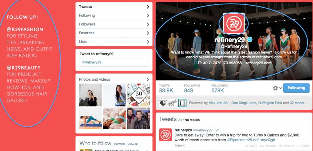 3 Consejos para optimizar tu perfil Twitter