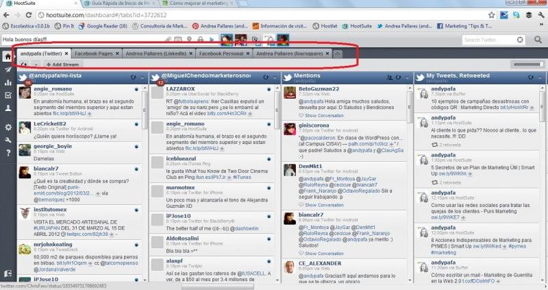 Hootsuite una herramienta única en las redes sociales