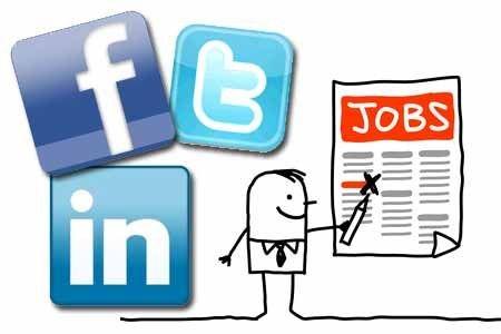 Las redes sociales una forma de reclutar profesionales