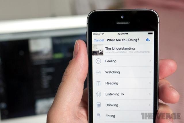 Facebook permite reconocer caciones que escuchan nuestros amigos