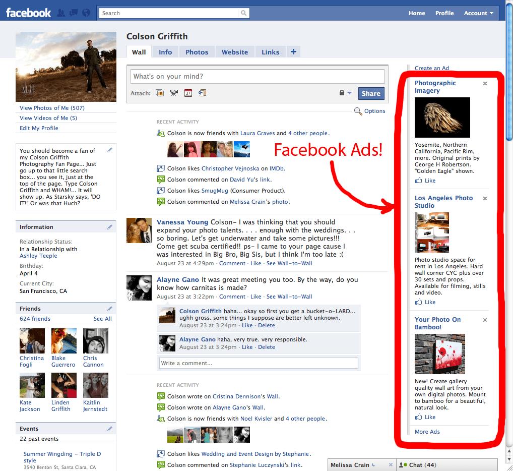 Facebook lanza nuevo sistema de anuncios inteligentes